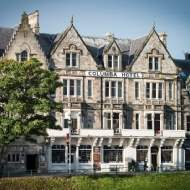 New owners check in to Columba Hotel, Inverness