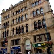 Savills brings commercial buildings in Manchester to the market