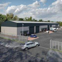 Savills launches new business park development at Kinning park, Glasgow
