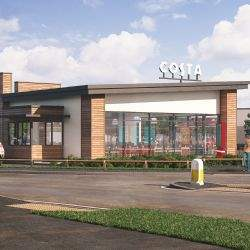 Costa Coffee signs up for Beacon Business Park, Stafford