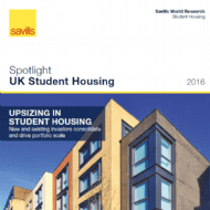Global investment appetite for student housing grows as opportunities shrink