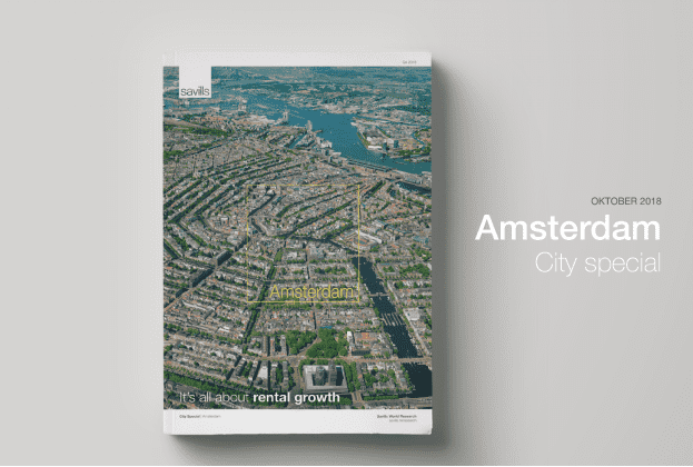 Despite substantial rent growth, Amsterdam is still affordable from an international perspective