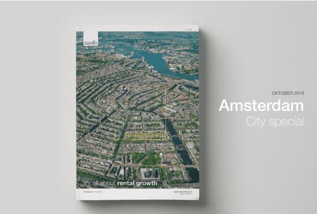 Ondanks forse huurgroei is Amsterdam internationaal gezien nog steeds betaalbaar