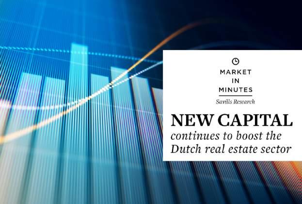 Savills ziet instroom 'Oosters kapitaal' in Nederlandse vastgoedmarkt verdubbelen