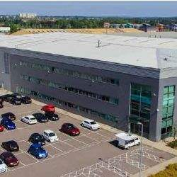 Special delivery for Enfield as new occupier moves into 19 Crown Road unit