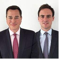 New duo for Savills healthcare team