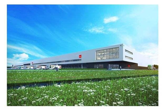 Prologis realiseert distributiecentrum voor Hema op Het Klooster in Nieuwegein