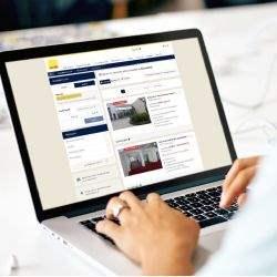 Suchen und Finden: Savills geht mit Property Search Portal online
