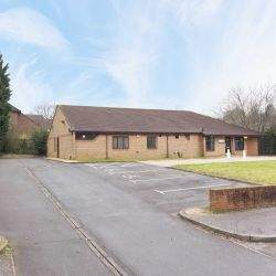 Former healthcare facility comes to market in Bordon, Hampshire