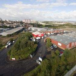 Glasgow's Blochairn Industrial Estate is top choice for Dingbro