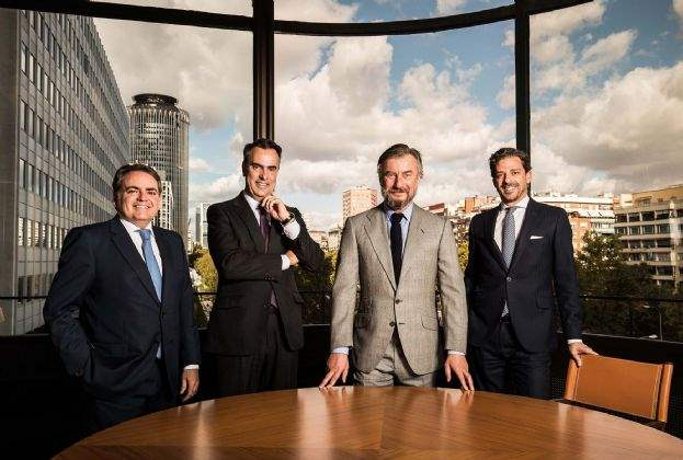 Savills Aguirre Newman completes its integration process with the reorganization of its first executive level