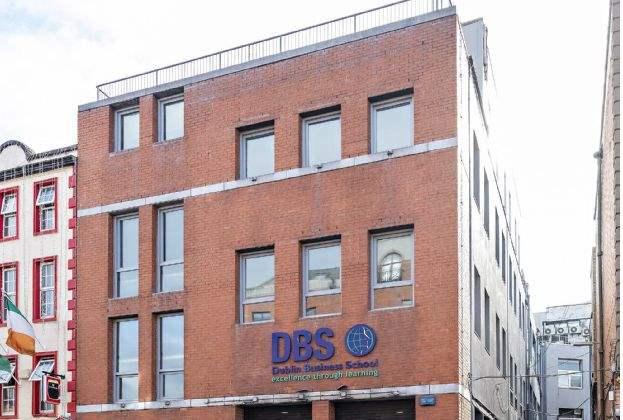 Dublin Business School Premises on the Market for €15m