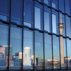 Gewerbeinvestment- und Bürovermietungsmarkt Düsseldorf H1-2017