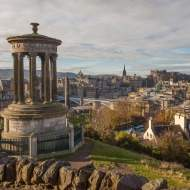 Edinburgh tops the list for quality of life and house sales