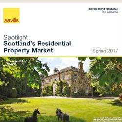 Scotland's residential market is the strongest since 2008