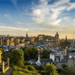 Edinburgh needs to look beyond its boundaries to compete as a global city – Savills