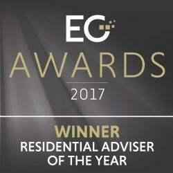 Savills wins Residential Adviser of the Year at the 2017 Estates Gazette Awards