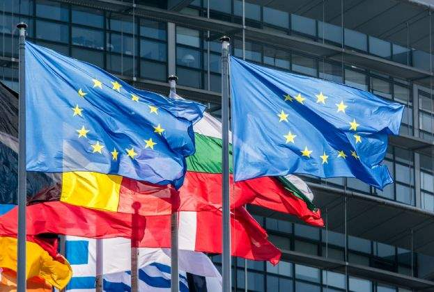 Geplante Büroflächen in Europa bis 2019: Bereits über die Hälfte vermietet