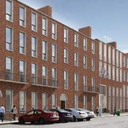 Major Merrion Square Office Development Gets Underway