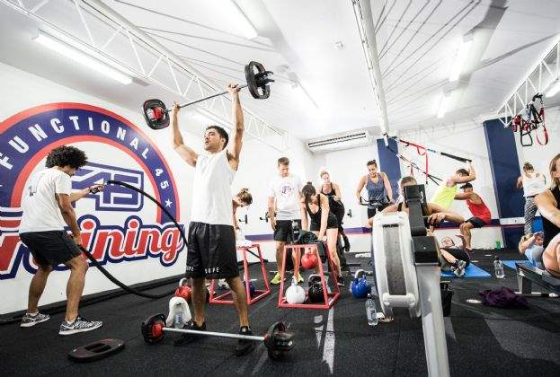 F45 secures two new premises in the south west