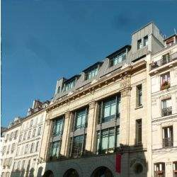 Savills sells prime Paris office building to Real I.S