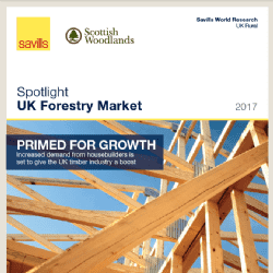 New forestry market research reveals best period for forestry expansion since the 1980s'