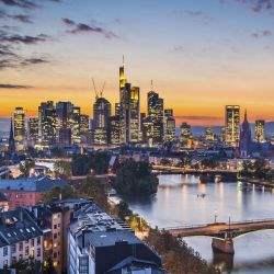 Top-6-Bürovermietungsmärkte Deutschland Q1-Q3 2017