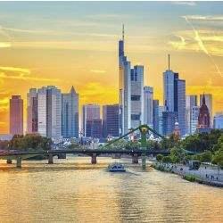 Gewerbeinvestment- und Bürovermietungsmarkt Frankfurt Q1 2017