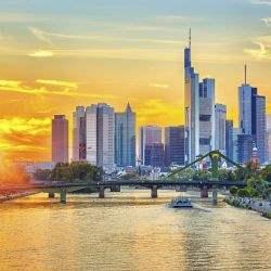 Gewerbeinvestment- und Bürovermietungsmarkt H1-2017 Frankfurt