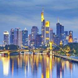 Top six German office lettings markets in 2017