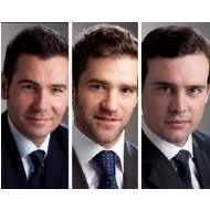 Three join Savills Paris Office Agency team