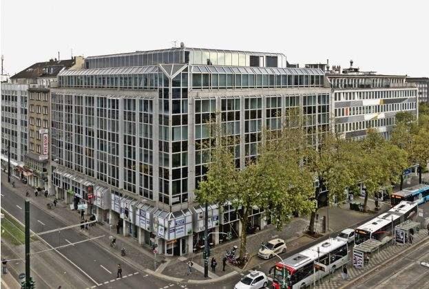 Savills vermittelt weitere 750 m² in der Graf-Adolf-Straße in Düsseldorf