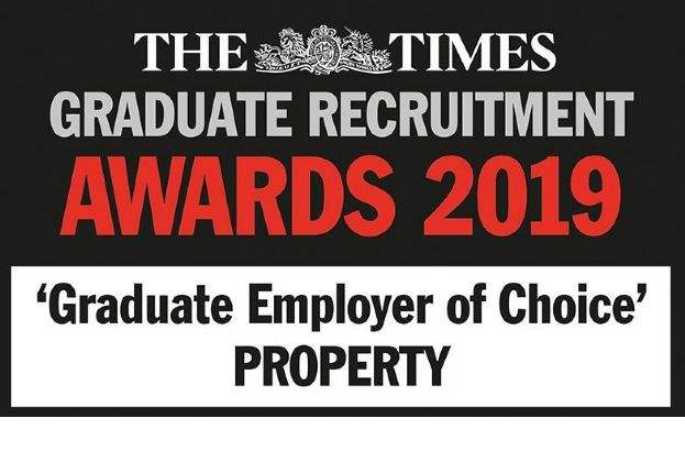 13 consecutive years at the top for Savills as Times Graduate Employer of Choice