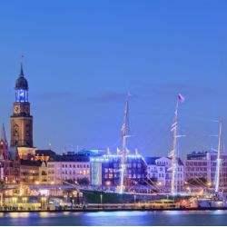 Gewerbeinvestment- und Bürovermietungsmarkt Hamburg Q1 2017