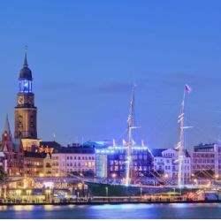 Bürovermietungs- und Gewerbeinvestmentmarkt in Hamburg Q1-Q3 2017