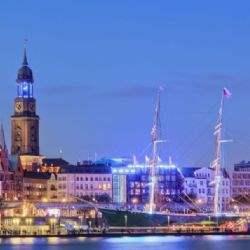 Bürovermietungs- und Gewerbeinvestmentmarkt in Hamburg Q4 2017