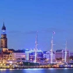 Bürovermietungs- und Gewerbeinvestmentmarkt in Hamburg Q1-2018