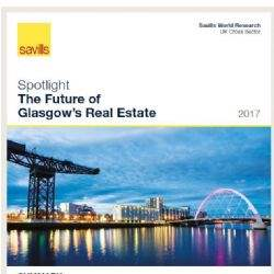 New research reveals private funding will be essential to meet Glasgow's real estate demand across all sectors, with mixed-use determining how people will live, work and socialise