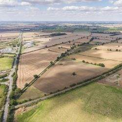 199 acre mixed use site available to purchase in Grantham