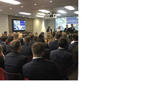 Savills hosts client graduate event -