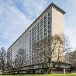 Das Grindelhochhaus 14 in Hamburg wechselt den Eigentümer