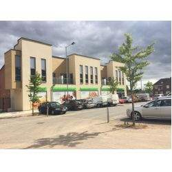Last remaining units available to let at Hempsted Shopping Centre, Peterborough