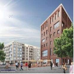 Holsten bleibt in Hamburg, GERCHGROUP plant ein neues Wohnquartier für Altona