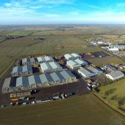 Savills packages up new deal at Honeypot Lane Industrial Estate, Colsterworth