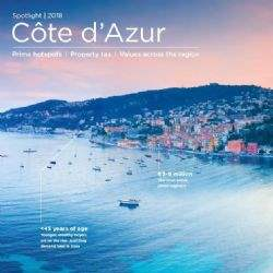 Hotspot Côte d'Azur: Attraktive Immobilienlandschaft