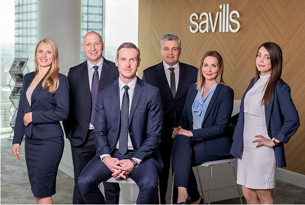 Kamil Szymański takes up position as Head of the Industrial Agency at Savills