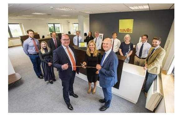Savills Opens in Inverness