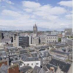 Aberdeen office market reports strongest quarterly take up since 2013