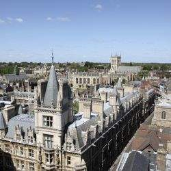 Cambridge sees strong take-up in 2016 despite uncertainty