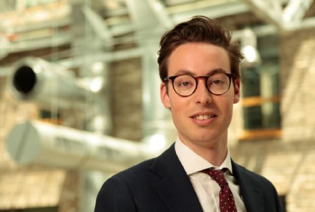 Jorn Damhuis joins Savills Valuation team in Amsterdam